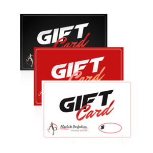 gift card absolute perfection